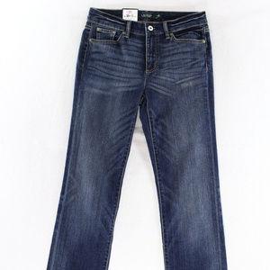 Lauren Ralph Lauren Slimming Blue Stretch Jeans